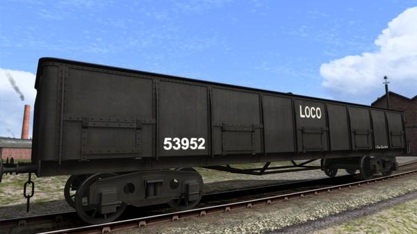 скриншот TS Marketplace: GWR 40t Coal Wagon Pack 1