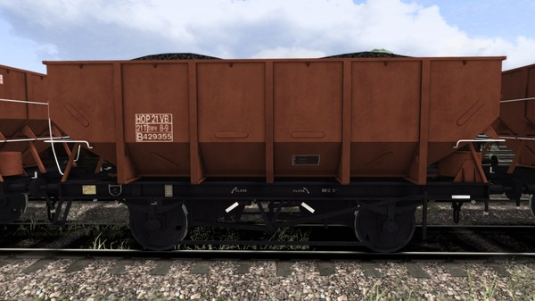 скриншот TS Marketplace: dia. 1/146 HTV 21t Coal Hopper Wagon Pack 1
