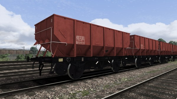 скриншот TS Marketplace: dia. 1/146 HTV 21t Coal Hopper Wagon Pack 2