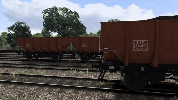 скриншот TS Marketplace: dia. 1/146 HTV 21t Coal Hopper Wagon Pack 3