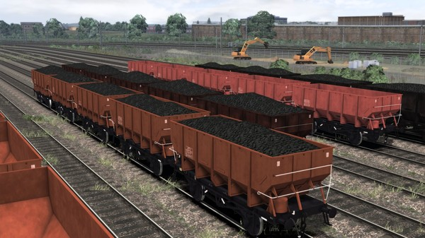 скриншот TS Marketplace: dia. 1/146 HTV 21t Coal Hopper Wagon Pack 5