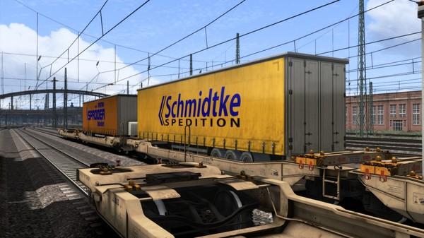 скриншот TS Marketplace: Sdggmrss Taschenwagen Wagon Pack 4