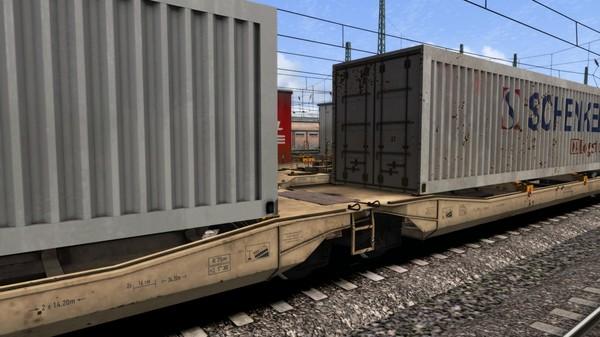 скриншот TS Marketplace: Sdggmrss Taschenwagen Wagon Pack 1