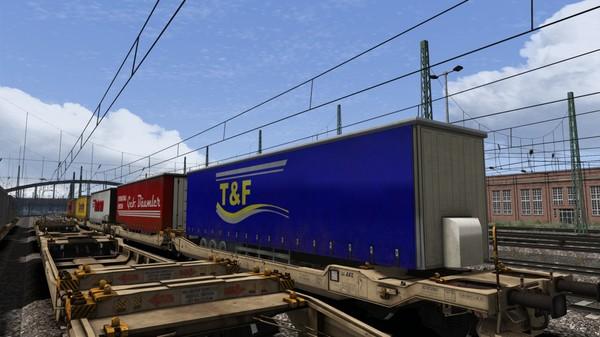 скриншот TS Marketplace: Sdggmrss Taschenwagen Wagon Pack 2