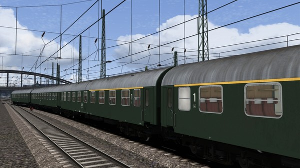 скриншот TS Marketplace: DR Schnellzugwagen Type YB Coach Pack 4