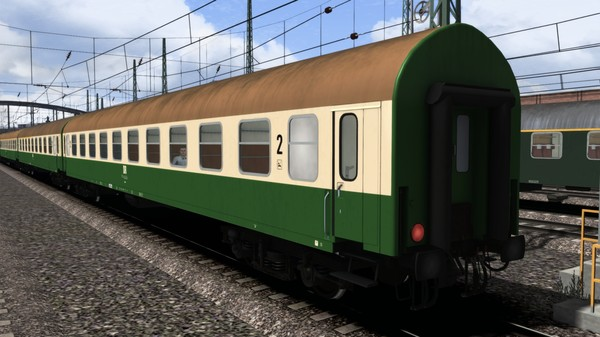скриншот TS Marketplace: DR Schnellzugwagen Type YB Coach Pack 3