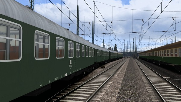 скриншот TS Marketplace: DR Schnellzugwagen Type YB Coach Pack 5