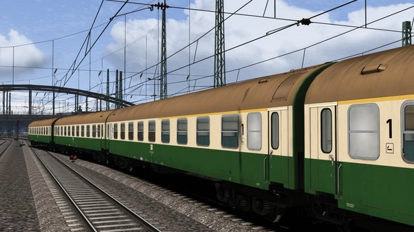 скриншот TS Marketplace: DR Schnellzugwagen Type B Coach Pack 4