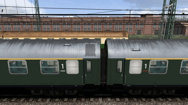 скриншот TS Marketplace: DR Schnellzugwagen Type B Coach Pack 3