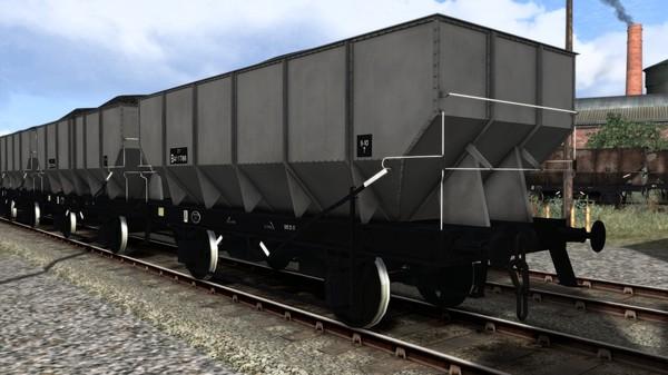скриншот TS Marketplace: Riveted Body dia. 1/143 HTO 21t Coal Hopper 1