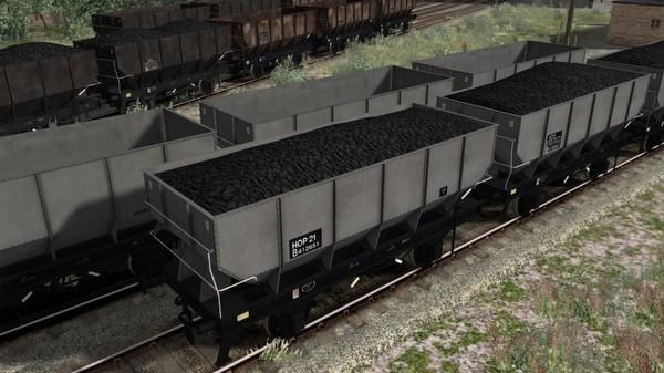 скриншот TS Marketplace: Riveted Body dia. 1/143 HTO 21t Coal Hopper 5