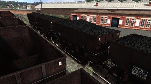 скриншот TS Marketplace: Rebodied dia. 1/146 HTO 21t Coal Hoppers 1