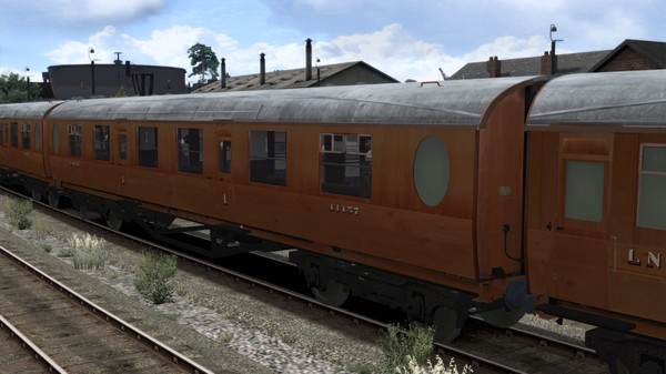 скриншот TS Marketplace: Thompson Corridor Coach Pack 01 5
