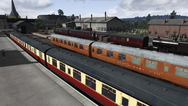 скриншот TS Marketplace: Thompson Corridor Coaches Pack 02 5