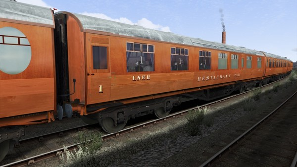 скриншот TS Marketplace: Thompson Corridor Coaches Pack 02 3