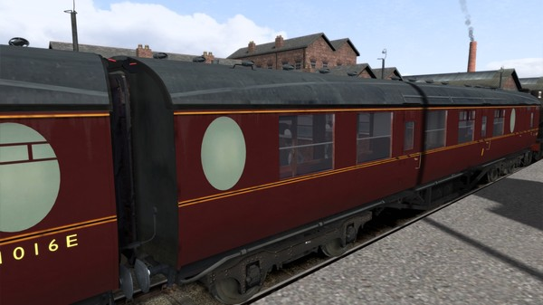 скриншот TS Marketplace: Thompson Corridor Coaches Pack 02 0