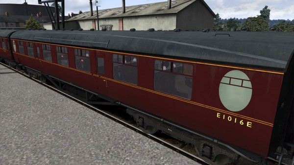 скриншот TS Marketplace: Thompson Corridor Coaches Pack 02 2