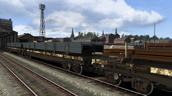 скриншот TS Marketplace: YLA Mullet Wagon Pack 3