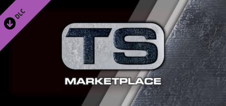 TS Marketplace: BDA 80t Bogie Bolster Wagon Pack