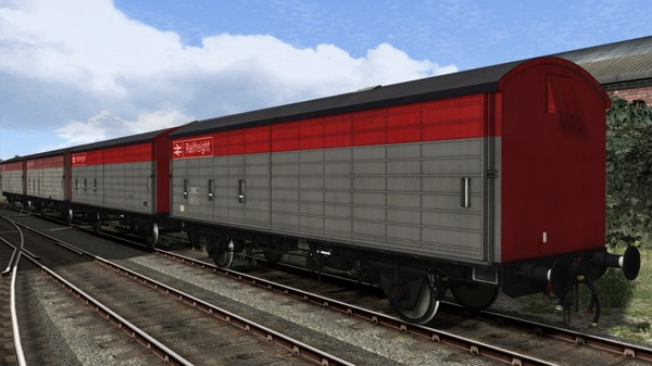 TS Marketplace: COV AB Vans Wagon Pack 01