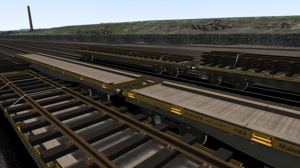 скриншот TS Marketplace: YQA Parr Wagon Pack 5