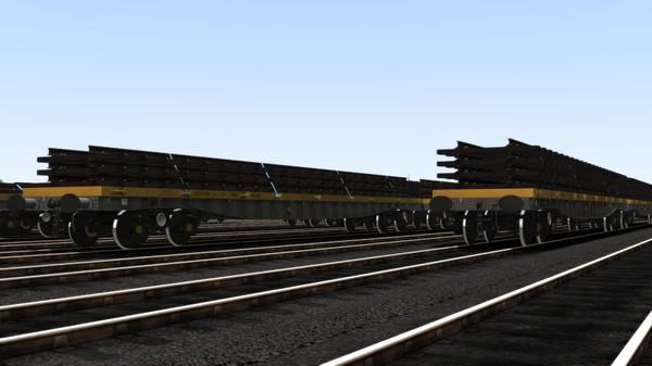 скриншот TS Marketplace: YQA Parr Wagon Pack 0