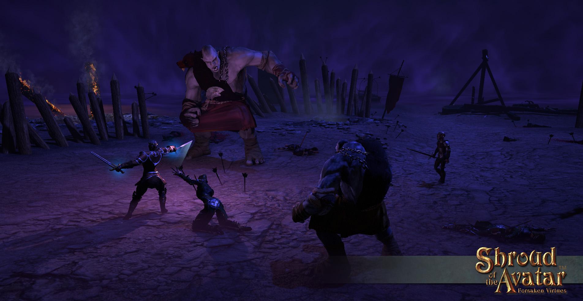 Dating Avatar spel