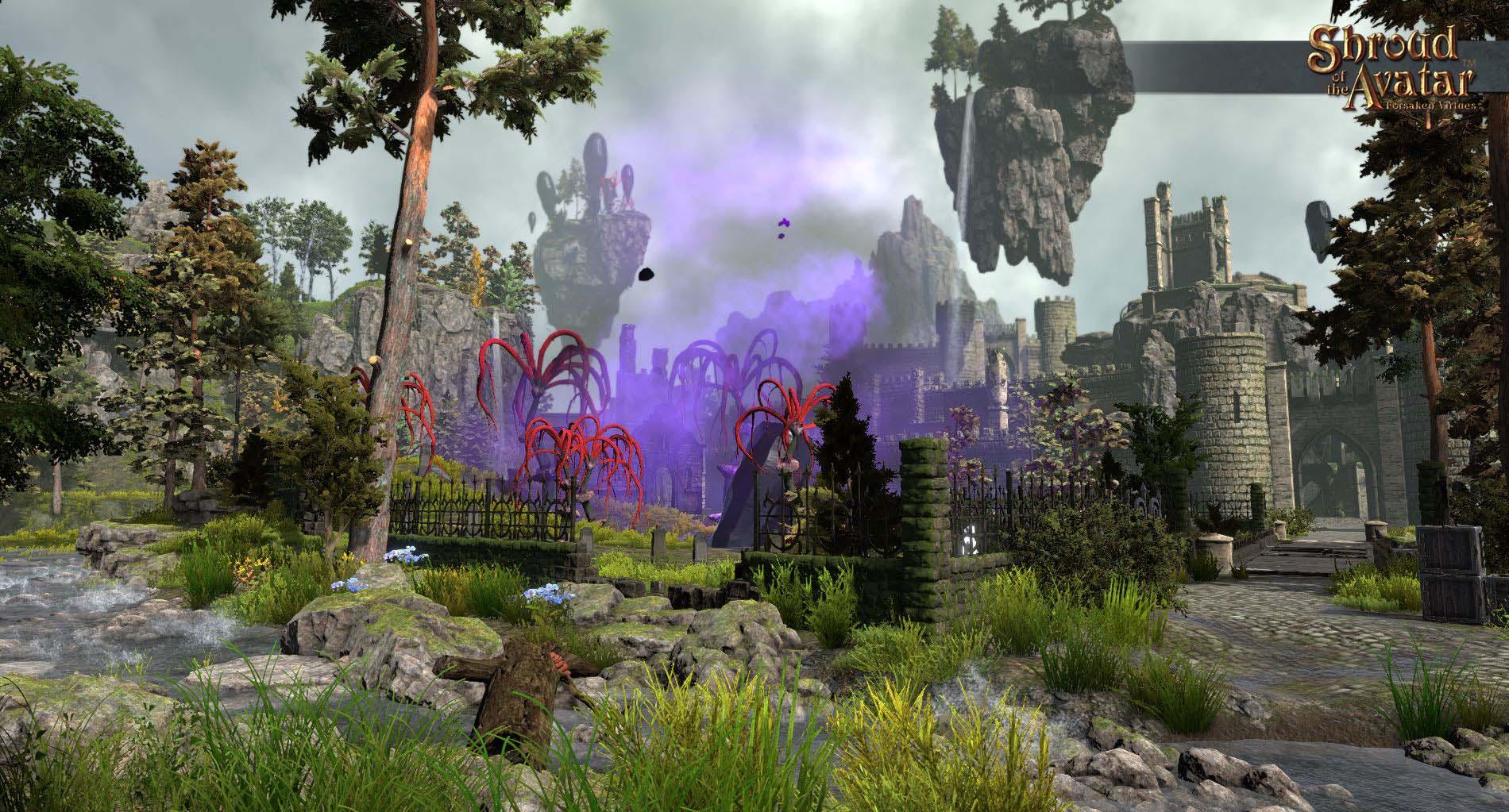 Shroud Of The Avatar World Map.Shroud Of The Avatar Forsaken Virtues On Steam