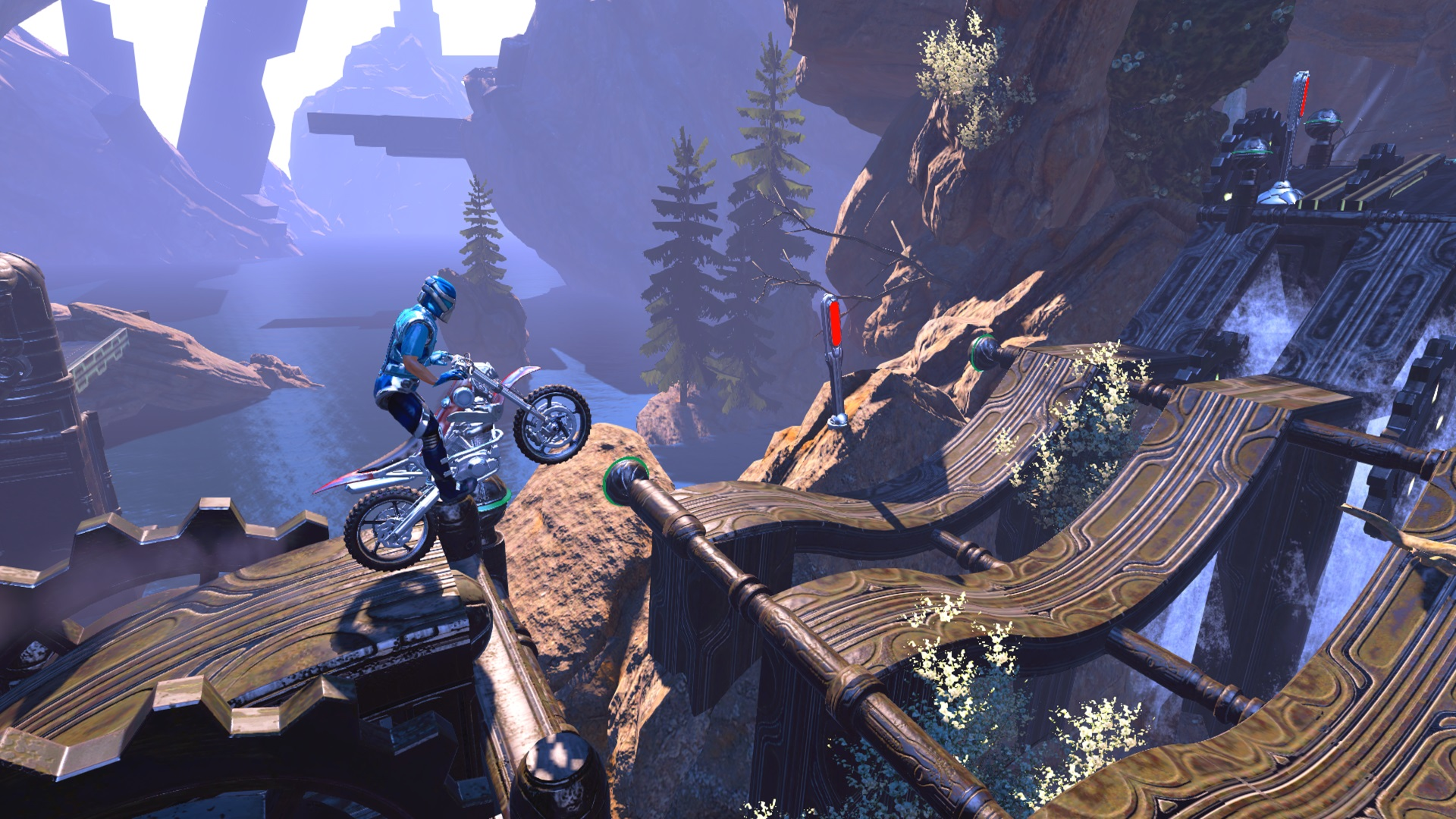 Trials Fusion Welcome To The Abyss Multilenguaje ESPAÑOL PC (SKIDROW) 11