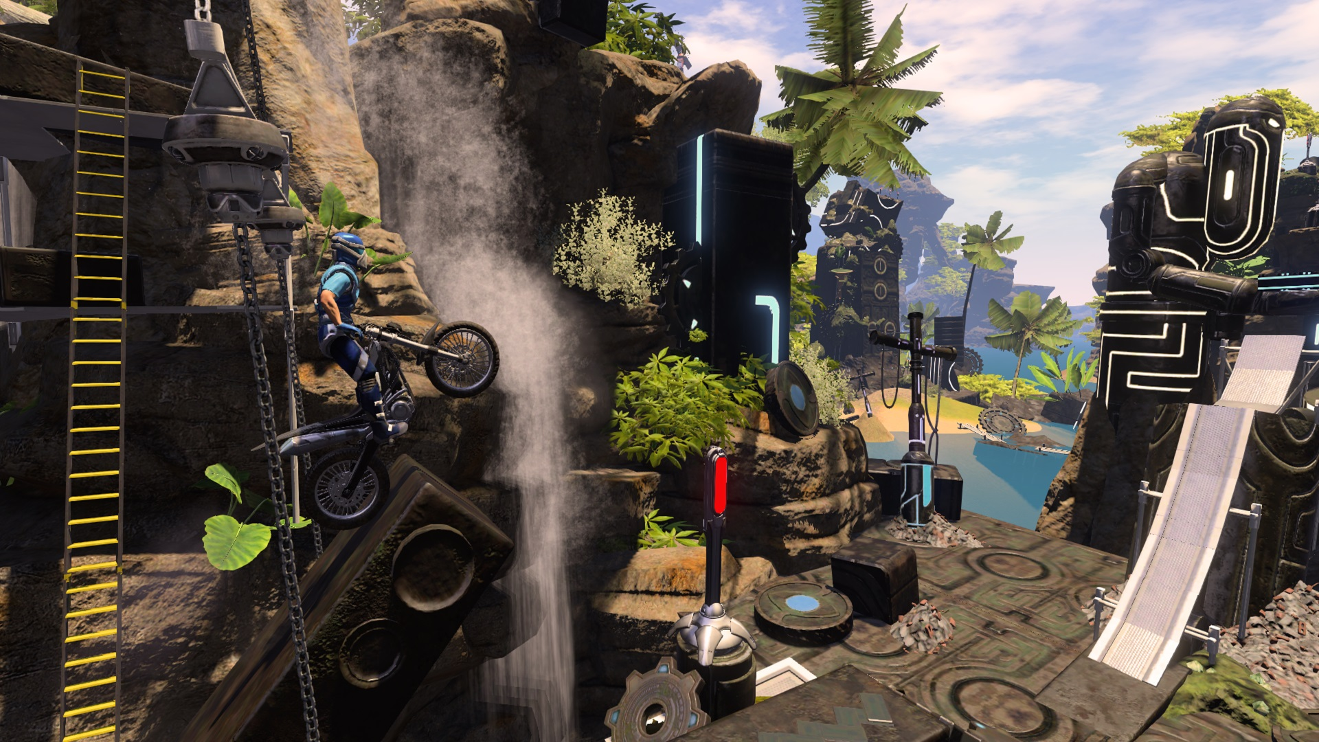 Trials Fusion Welcome To The Abyss Multilenguaje ESPAÑOL PC (SKIDROW) 9