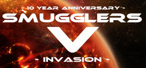 Smugglers 5: Invasion cover art