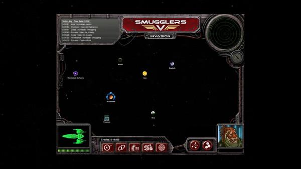 Smugglers 5: Invasion