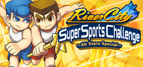 Teaser image for River City Super Sports Challenge ~All Stars Special~