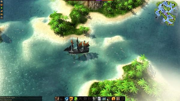 скриншот Windward 0