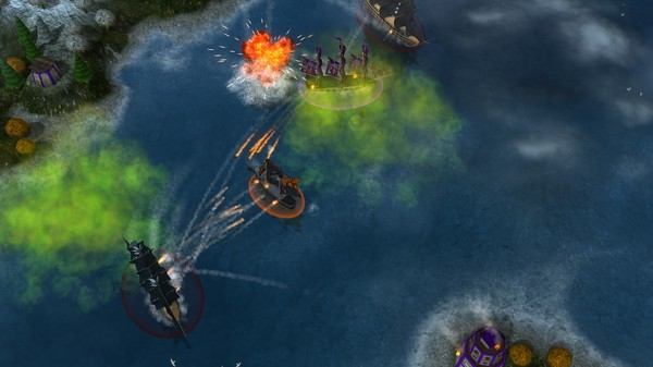 скриншот Windward 1