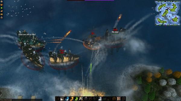 скриншот Windward 4