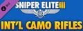 Sniper Elite 3 - International Camouflage Rifles Pack-dlc