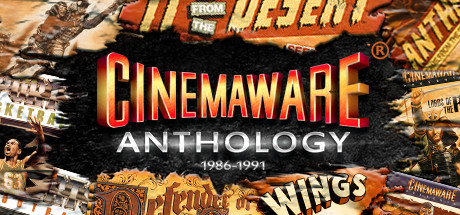 Game Banner Cinemaware Anthology: 1986-1991