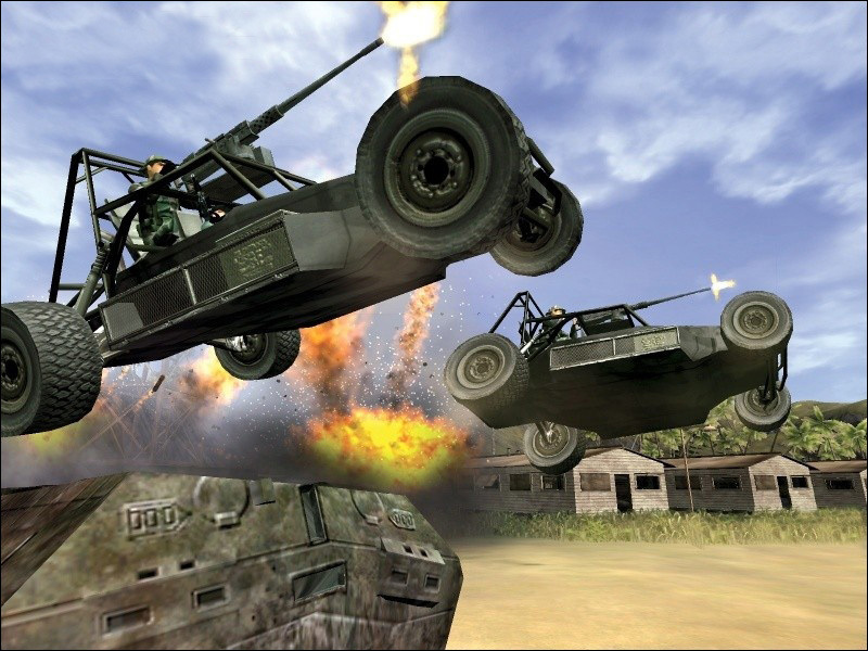 Delta Force - Xtreme screenshot 2