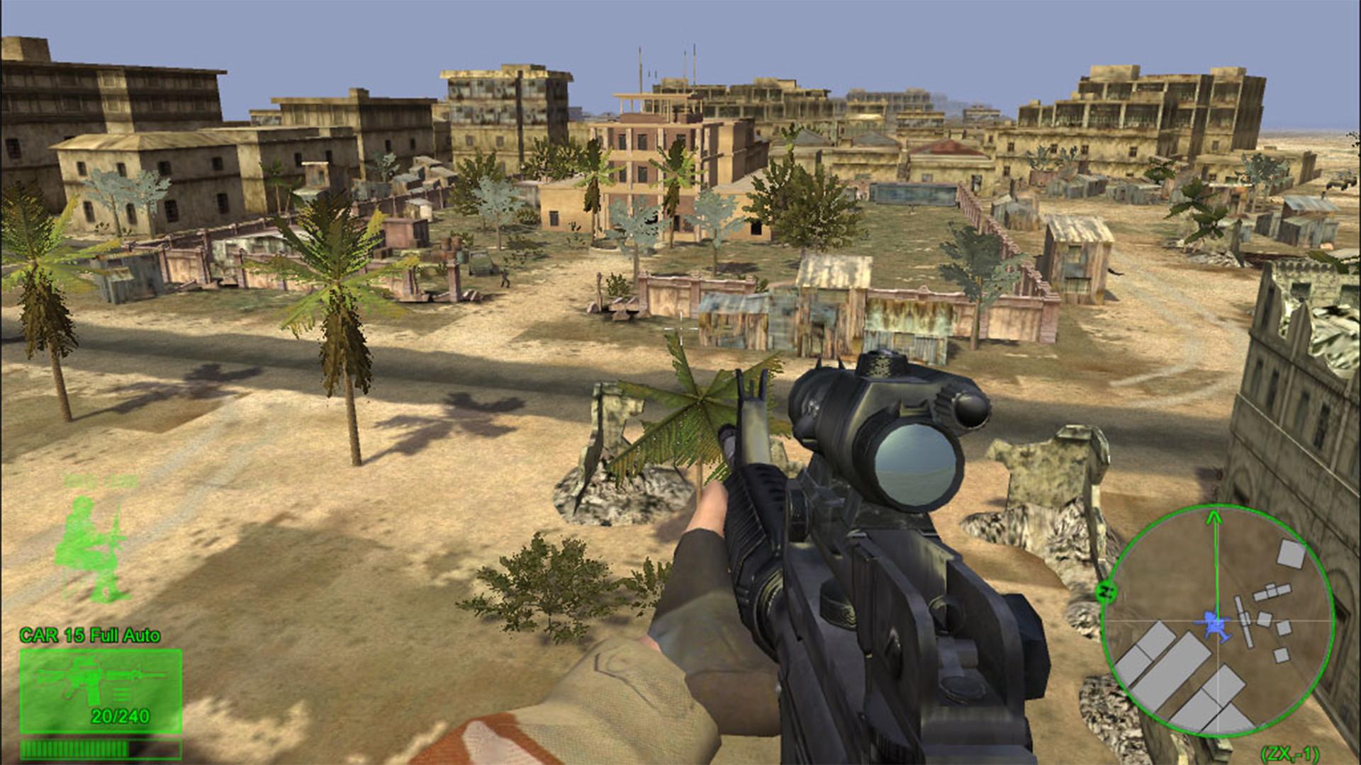 Delta Force: Black Hawk Down On Steam