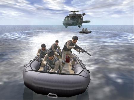 Delta Force — Black Hawk Down: Team Sabre