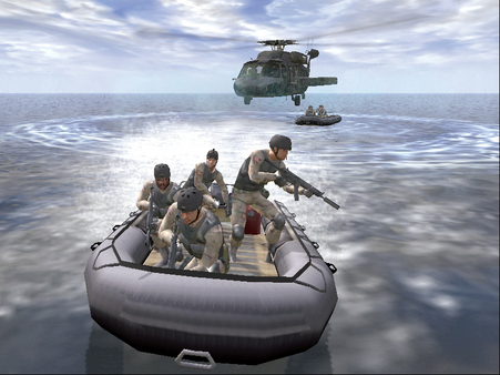 Delta Force — Black Hawk Down: Team Sabre