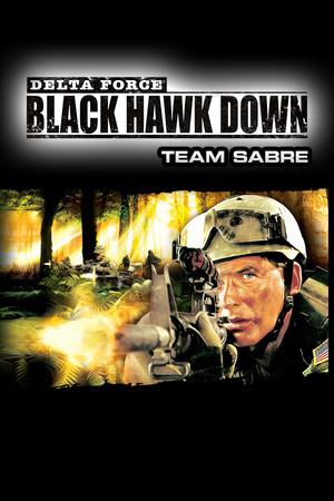 Delta Force — Black Hawk Down: Team Sabre poster image on Steam Backlog
