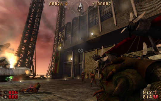 Скриншот из Painkiller Overdose