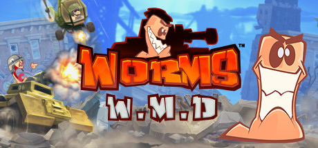 Worms W.M.D Free Download (Incl ALL DLC)