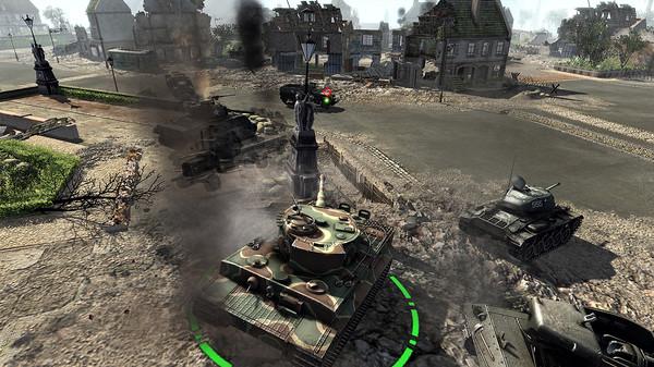 Men of war. Assault squad 2 скачать через торрент.