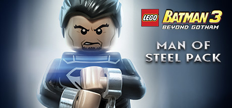 LEGO Batman 3: Beyond Gotham DLC: Man of Steel