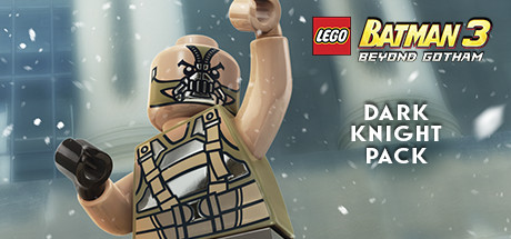 LEGO Batman 3: Beyond Gotham DLC: Dark Knight