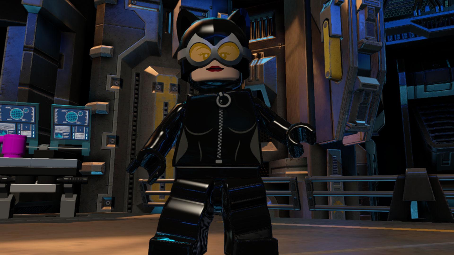 slår batman og catwoman op fuld hookup camping vermont