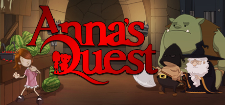 Game Banner Anna's Quest